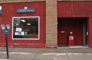 The Livingston County News. (Photo/Conrad Baker)