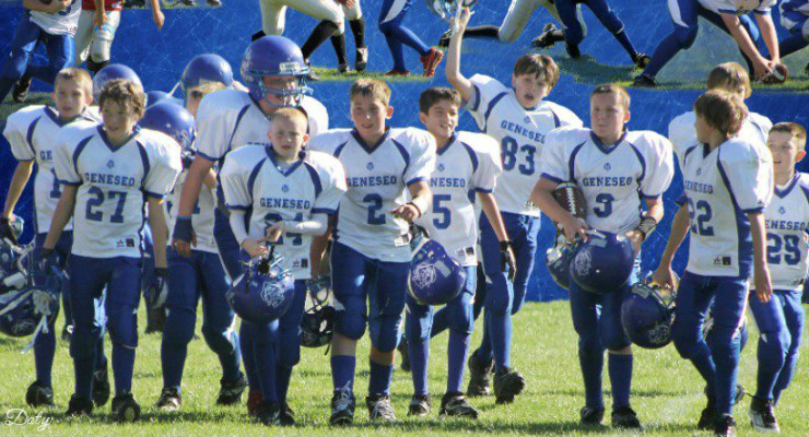 Junior Blue Devils Ask Generous Community to Help Tackle Equipment Costs