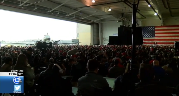 National Warplane Museum Clears the Air about Whiskey 7's Coincidental Presence at Trump Rally