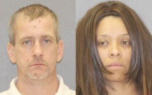 (L-R) Troy and Natasha Bouton. (Photos/Livingston County Sheriff's Office)