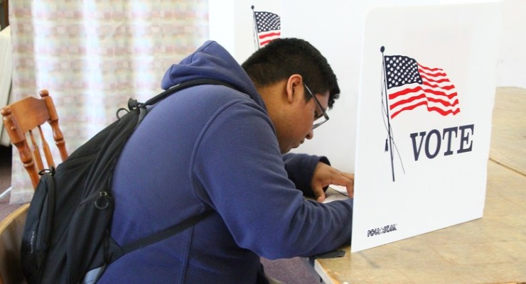 VOTE TODAY:  6 Villages have Active Ballots, 4 With Contested Races