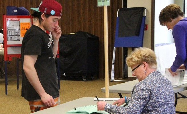 Board of Elections Addresses Student Voters' Concerns about Primary