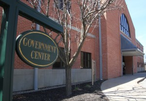The Livingston County Government Center. (Photo/Conrad Baker)