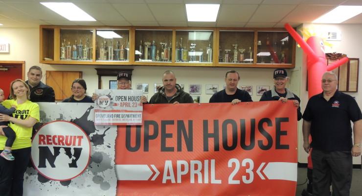 Groveland Fire Department Wins FASNY Recruitment Toolkit