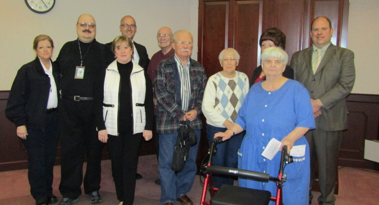 Livingston County Thanks Over 100 All-Star Volunteers
