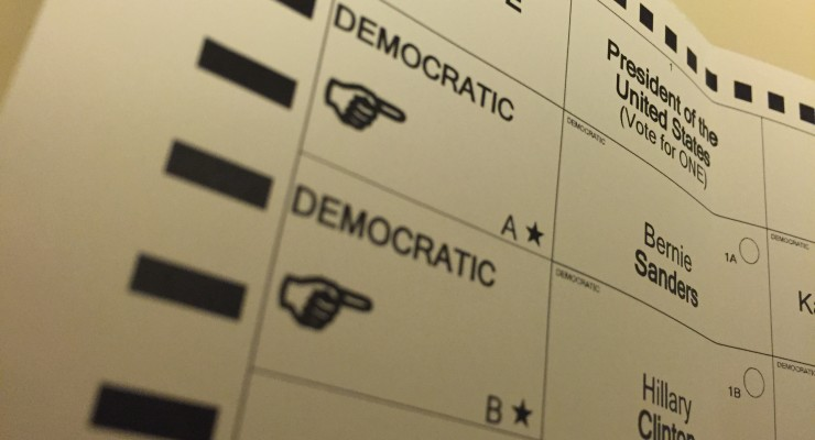 Find Your Polling Place for the NYS Presidential Primary