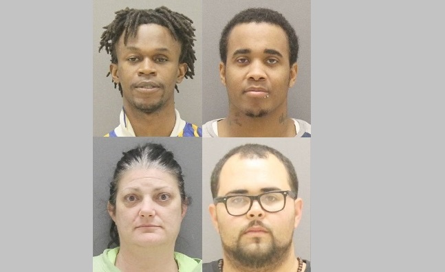 Livingston County Drug Task Force Busts 4 Crack Dealers