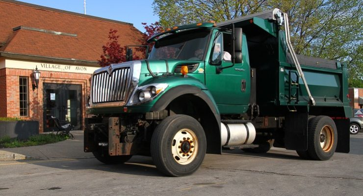 Village of Avon Adds All-Seasons Workhorse to Streets