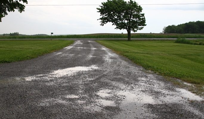 Flash Flooding Expected in Livingston County