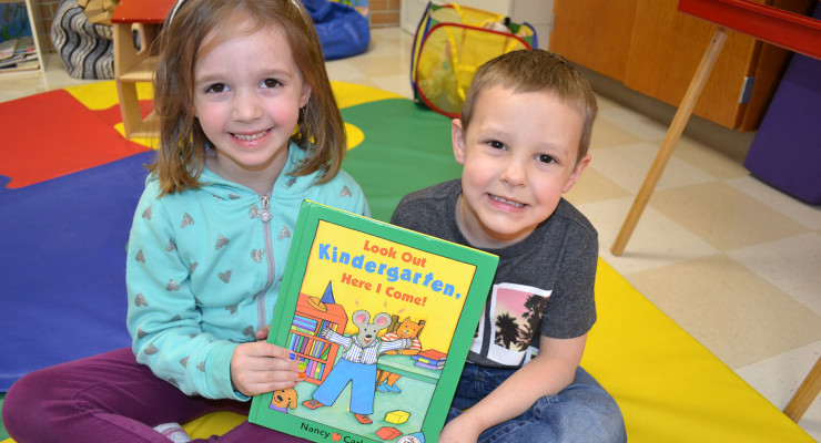 Mount Morris PTSA Sends 1,000th Book to Local Kids