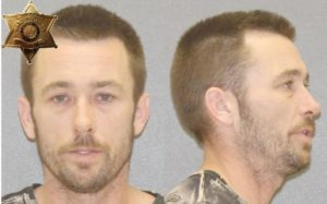 Mark Sharpe Jr. (Photos/Livingston County Sheriff's Office)