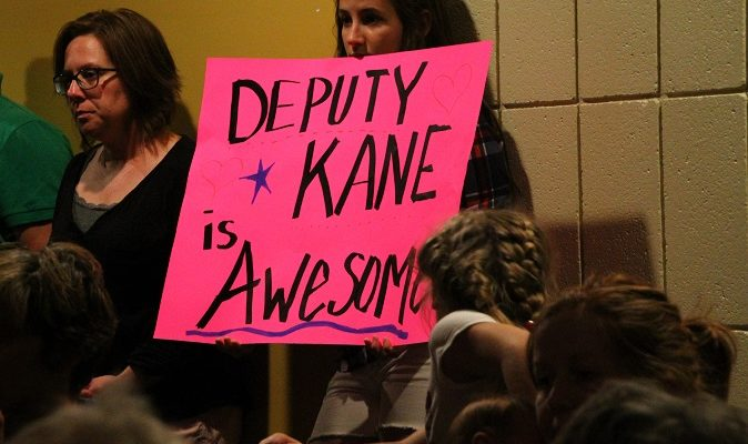 York Schools Keep Much-Loved Deputy Kane as SRO after Emergency Meeting