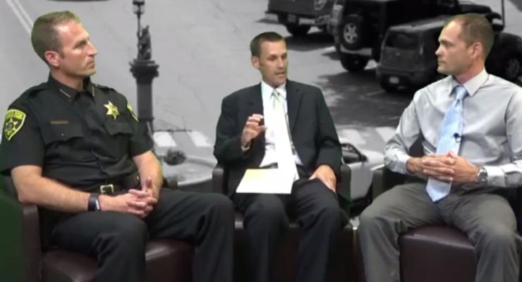 WATCH: Sheriff Dougherty and DA McCaffrey Fight Heroin with New Initiatives