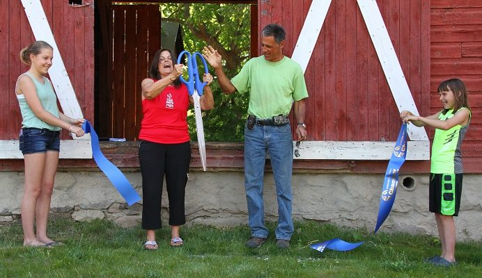True North Farm and Yoga Cuts its Ribbon in York