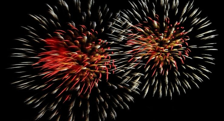 York Fireworks Rescheduled for Sunday