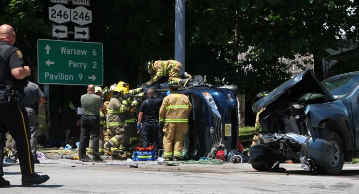 1 New Jersey Tourist Killed in Perry Crash
