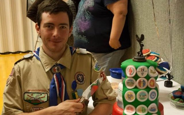 Nunda's Lifeguarding Eagle Scout Makes Canadian Camp Safer with 'Buddy Boards'