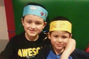 (L-R) Dylan and Preston. (Photo/GoFundMe.com)