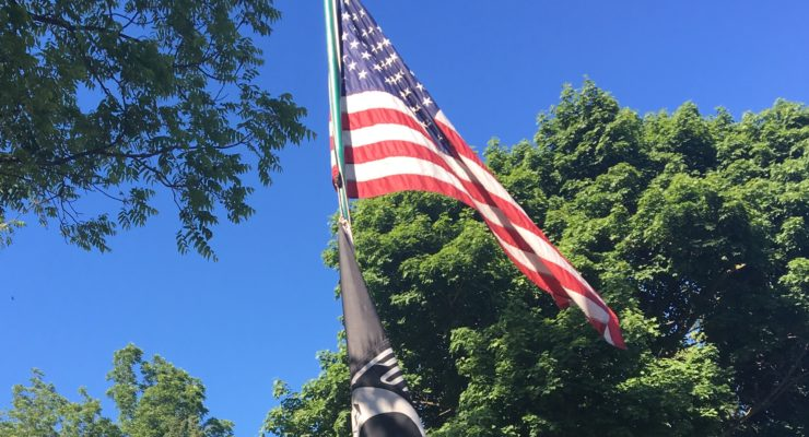World Title Comes to Small Greigsville this Flag Day