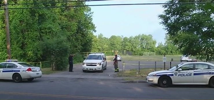 Police Investigate Burned Body in Rochester Park