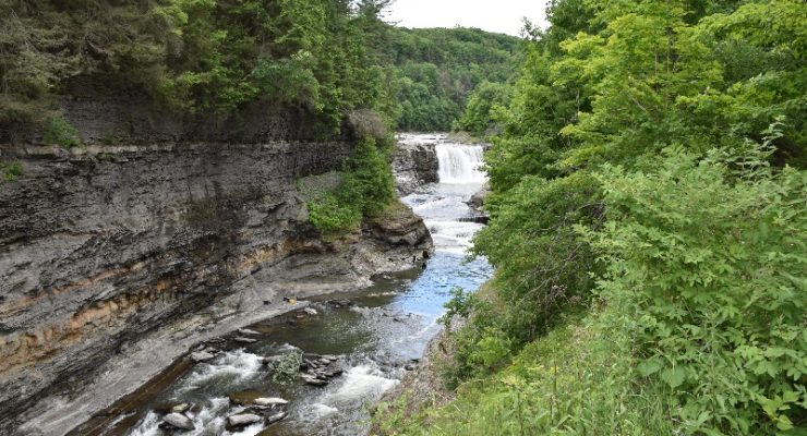 Woman, 59, Falls into Letchworth Gorge