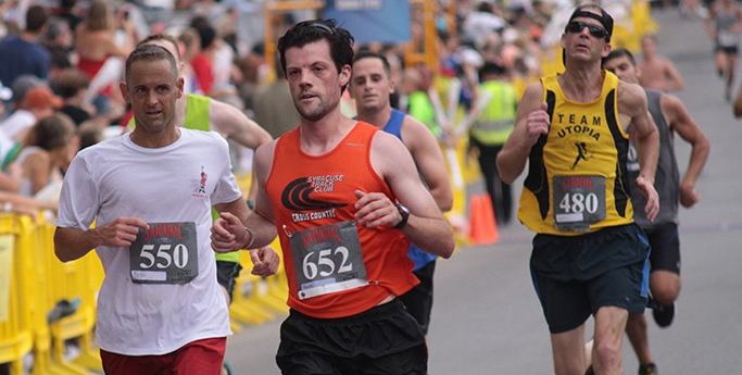 39th Annual Boilermaker Draws Elite  Runners, and Locals Alike