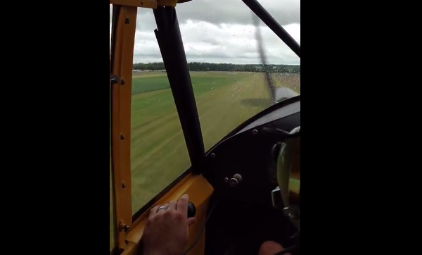 WATCH: Precautionary Landing Epitomizes Airshow Safety