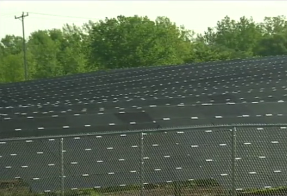 Second Public Hearing Held On Proposed Solar Farm for Downtown Honeoye