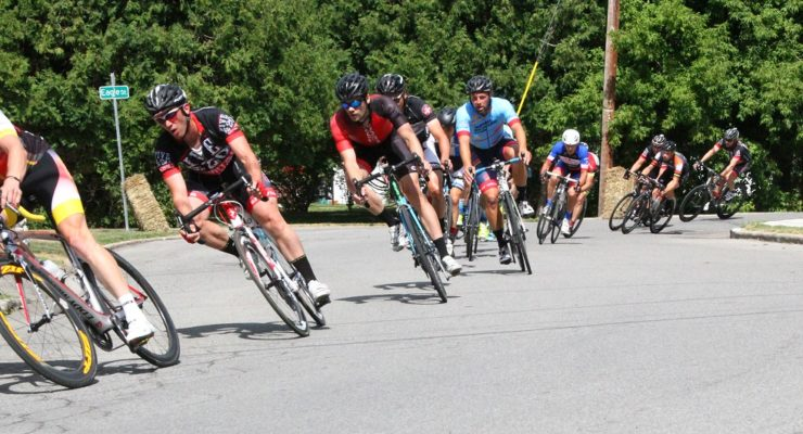 Road Work in Mount Morris Redirects The Rock Criterium and Road Race to Avon and Perry