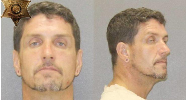 Cops Find Dirty Needle Up Unlicensed Parolee after Groveland Crash
