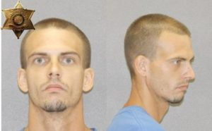 Cory Curry. (Photo/Livingston County Sheriff's Office)