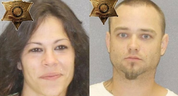 Cops Cuff Livonia Duo for Crack, Needles and Brass Knuckles