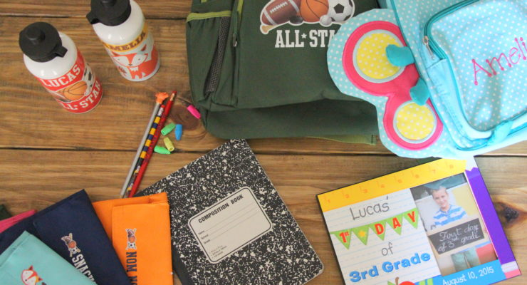 Catholic Charities Packs School Bags for Kids in Need