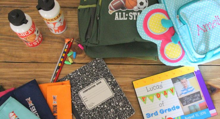 Catholic Charities Packs School Bags for Kids in Need