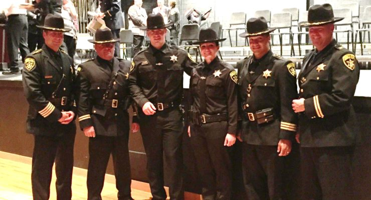 Livingston County Sheriff's Office Welcomes 2 Deputies to Road Patrol