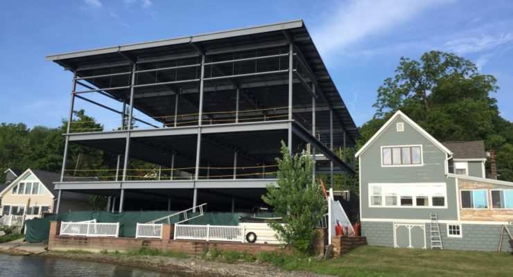 NYS Supreme Court Stops Illegal Construction at Conesus Inn