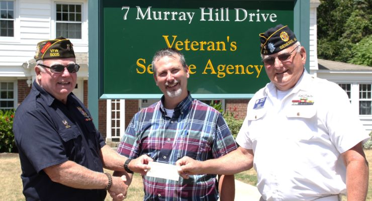 Livingston County Veterans Dance Their Way to $3000