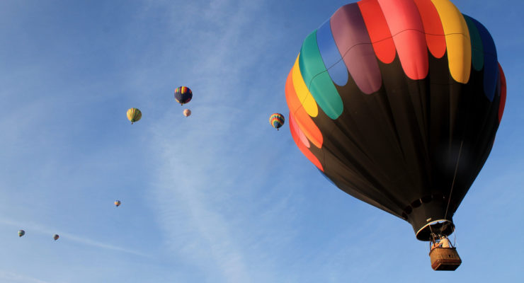 Dansville Baloon Fest Soars into 35th Year this Weekend