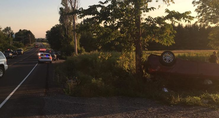 Car Trouble Looks Like Cause of Livonia Rollover