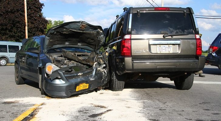 3-Car Accident Injures Multiple People in Livonia