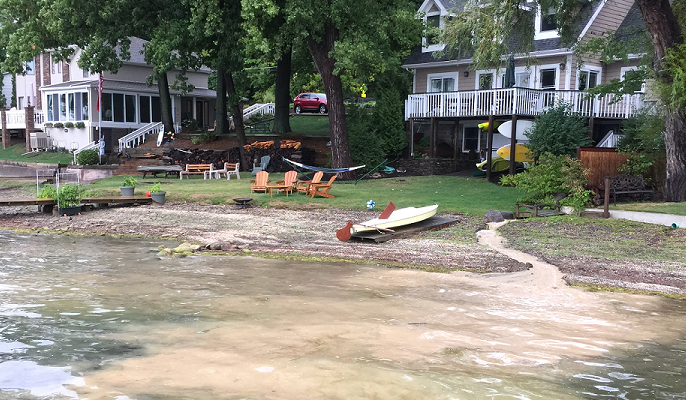 DEC Violates Conesus Inn Project for Unauthorized Runoff