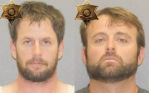 (L-R) Brown and Young. (Photos/Livingston County Sheriff's Office)