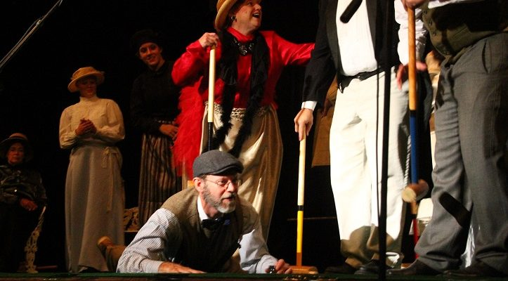 'Wicket Ways' Plays with Livingston County History Starting Friday
