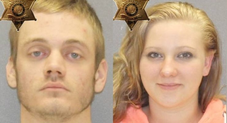 Cops Find Pair with Heroin, Needles and Weed on 390