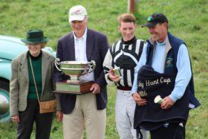 Awarding of the prestigious Genesee Valley Hunt Cup. (Photo/Karen Kandra Wenzel)