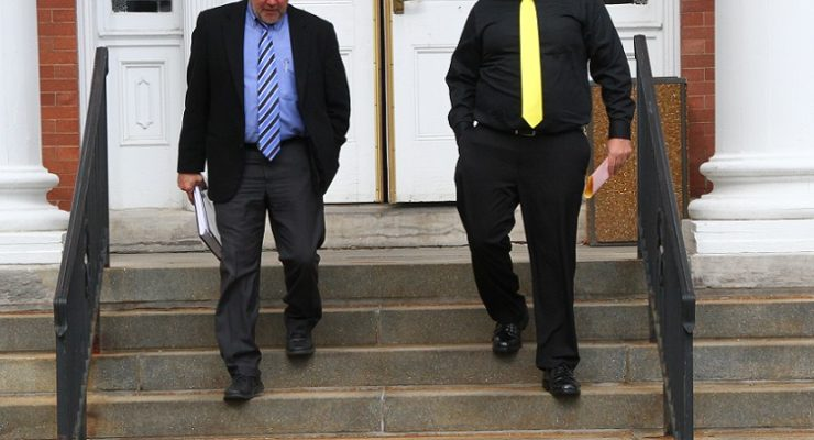 Former Jail Deputy to Spend Weekends in the Clink for Taking Bribe