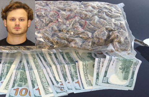 Garden State Speed Demon Packs 1 Pound of Weed Through Geneseo
