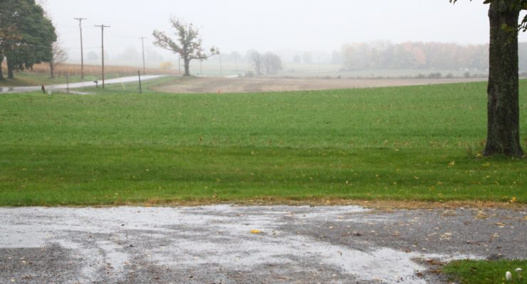 Flash Flood Watch in Livingston County
