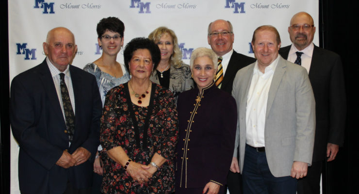 Pepsi VP Among First Honored Alumni at Mount Morris School