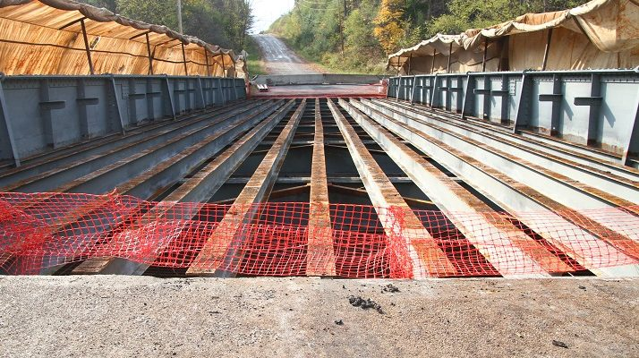 Feds and State to Cover 94.5% of County Bridge Maintenance Cost